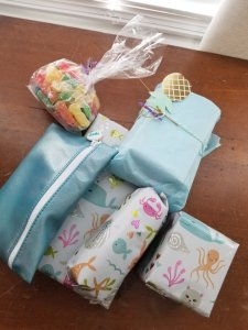 Image of wrapped presents