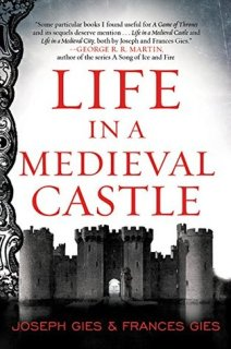 Cover for Life in a Medieval Castle