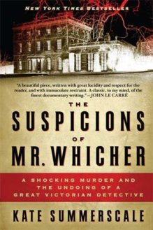 Cover for The Suspicions of Mr Whicher