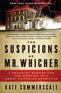 Cover for The Suspicions of Mr Whicher