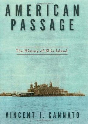 Cover for American Passage