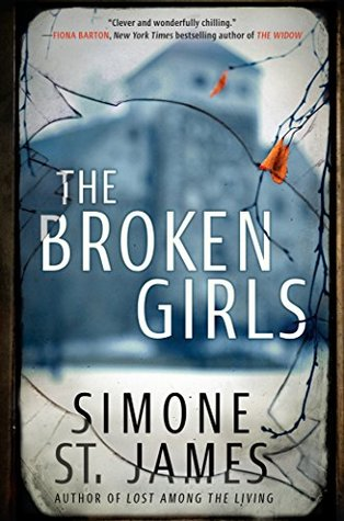 Cover for The Broken Girls