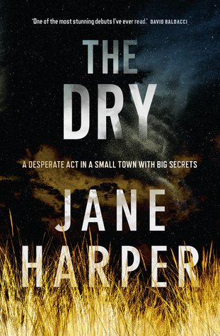 Cover for The Dry