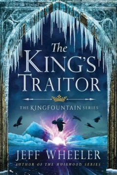 Cover for The King's Traitor