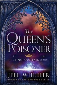 Cover for The Queen's Poisoner