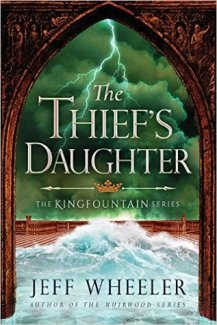 Cover for The Thief's Daughter