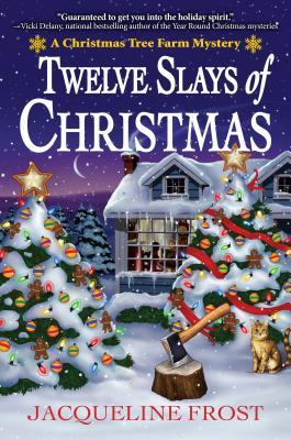 Cover for Twelve Slays of Christmas