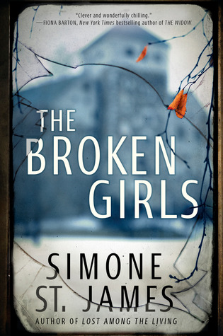 Cover image for The Broken Girls by Simone St. James