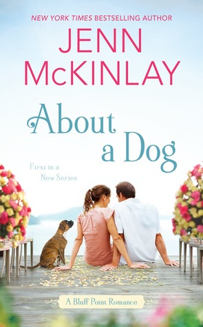 Cover for About a Dog