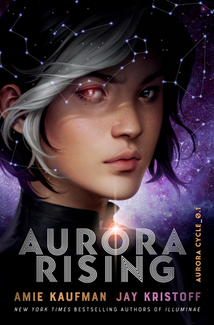 Cover for Aurora Rising