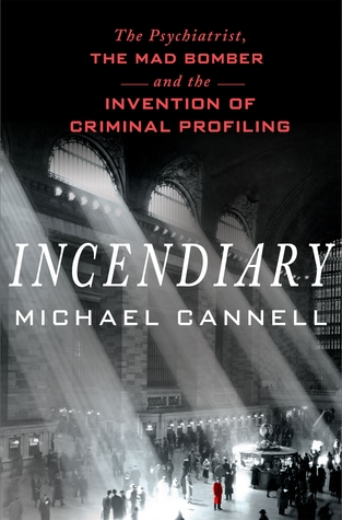 cover for Incendiary by Michael Cannell