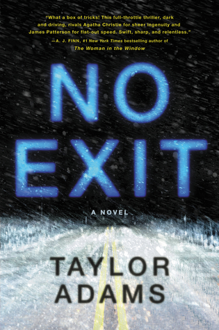Cover for No Exit