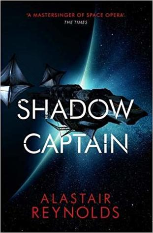 Cover for Shadow Captain