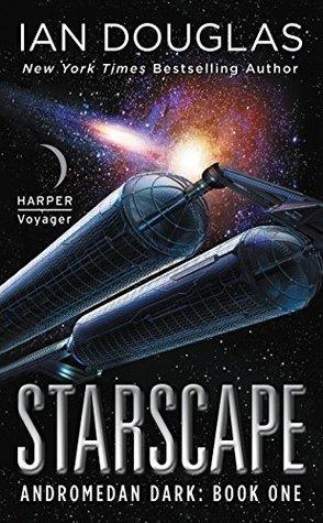 Cover for Starscape: Andromedan Dark