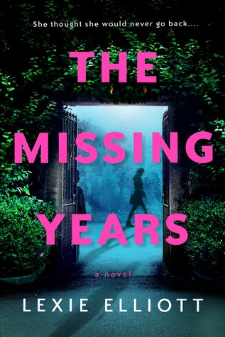 Cover for The Missing Years