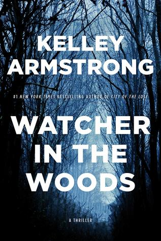 Cover for Watcher in the Woods