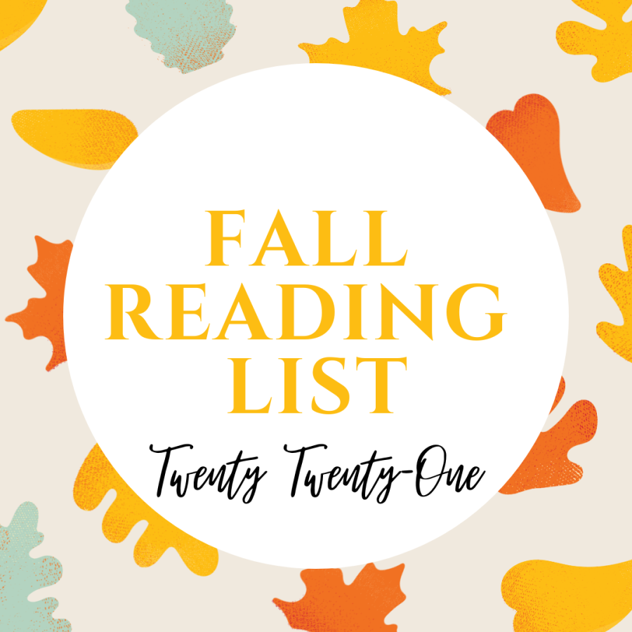 My Fall ReadingList